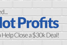 How Autopilot Profits Helped Close a $30k Deal in 48-Hours