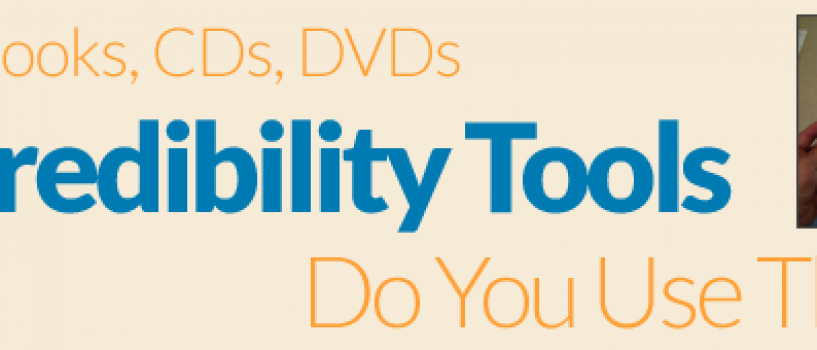 Credibility Tools – Do You Use Them?