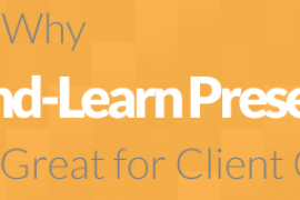 3 Reasons Why Lunch-and-Learn Presentations Are So Powerful For Client Generation