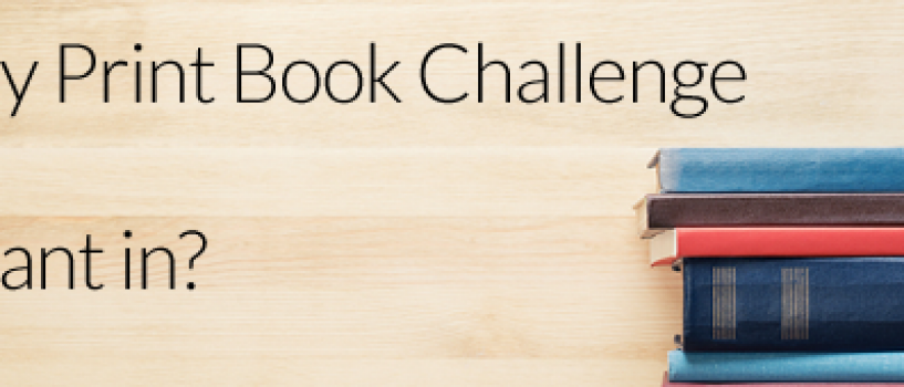 Want to Write Your Own Print Book in 30-Days?