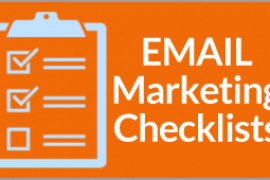 The Ultimate Email Marketing Checklist