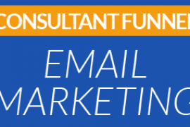 NEW PLR – Consultant Funnel for Email Marketing