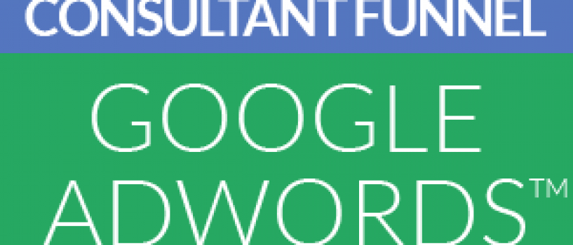 [PLR] Consultant Funnel – Google AdWords
