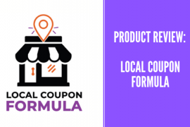 Product Review: Local Coupon Formula