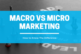 Macro vs Micro Marketing